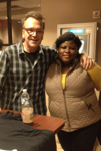 Meeting Tom Arnold Friday night