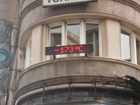 Incorrect temperature display in Madrid Spain