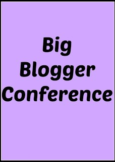 Big Blogger conference title pciture