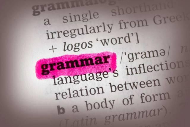grammar study