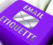 Netiquette, part 2: Email Etiquette In College