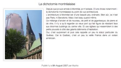08.08.07 - dichotomie