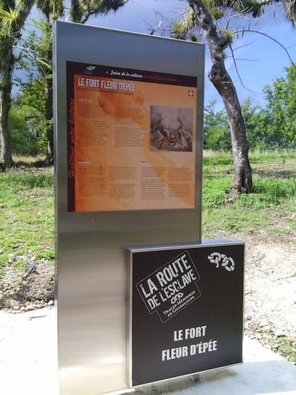 1 - Fort Fleur d'Epée