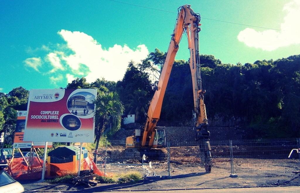 Pointe-à-Pitre/Abymes : la rénovation urbaine en marche lente