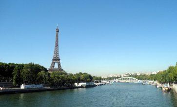 En balade à Paris