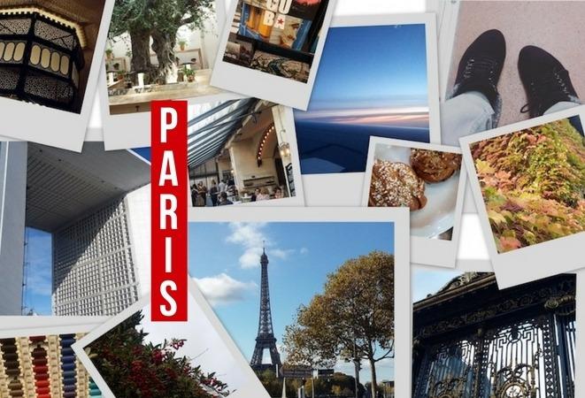 En balade à Paris : entre souvenirs et découvertes