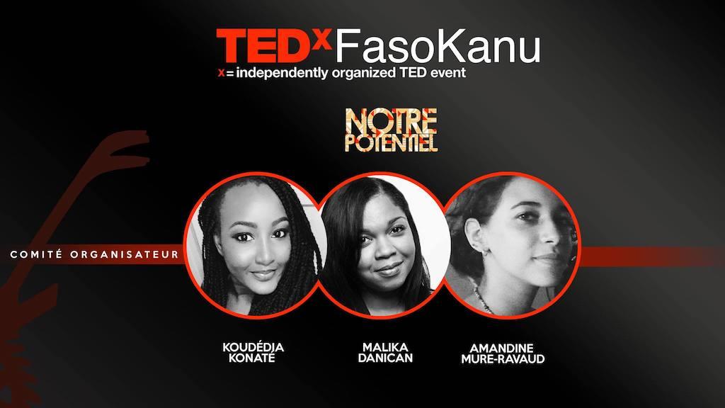 TEDxFasoKanu, le rêve d'une Malienne inspirée par une Guadeloupéenne