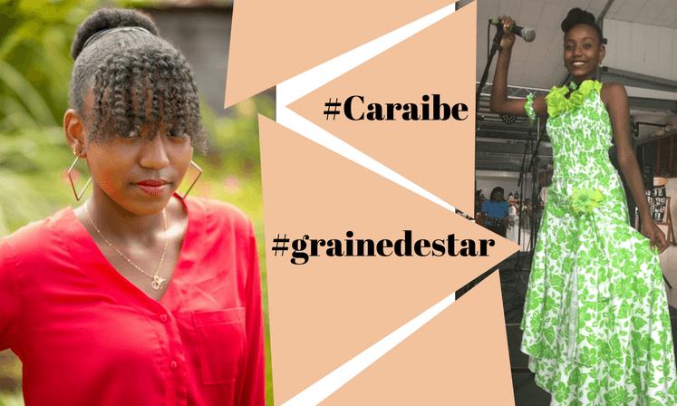 Coup de coeur : Léa Garnier, 15 ans, pépite caribéenne