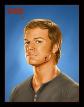 Dexter, prints available: 8 x 10