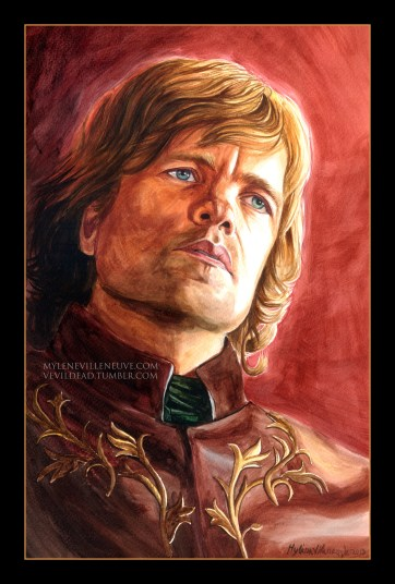 Tyrion, prints available: 4x6, 8x12, 11x17