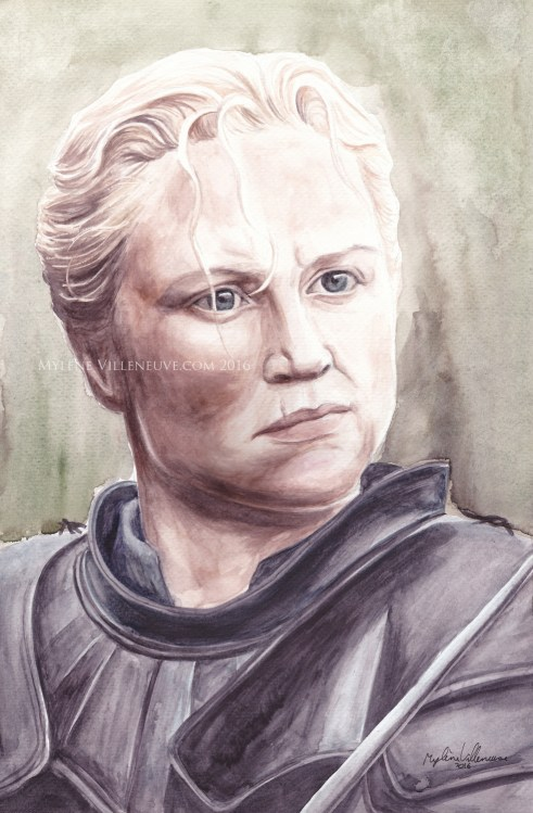 Gwendoline ChristieBrienne, Game of Thrones