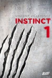 Couverture instinct tome 1