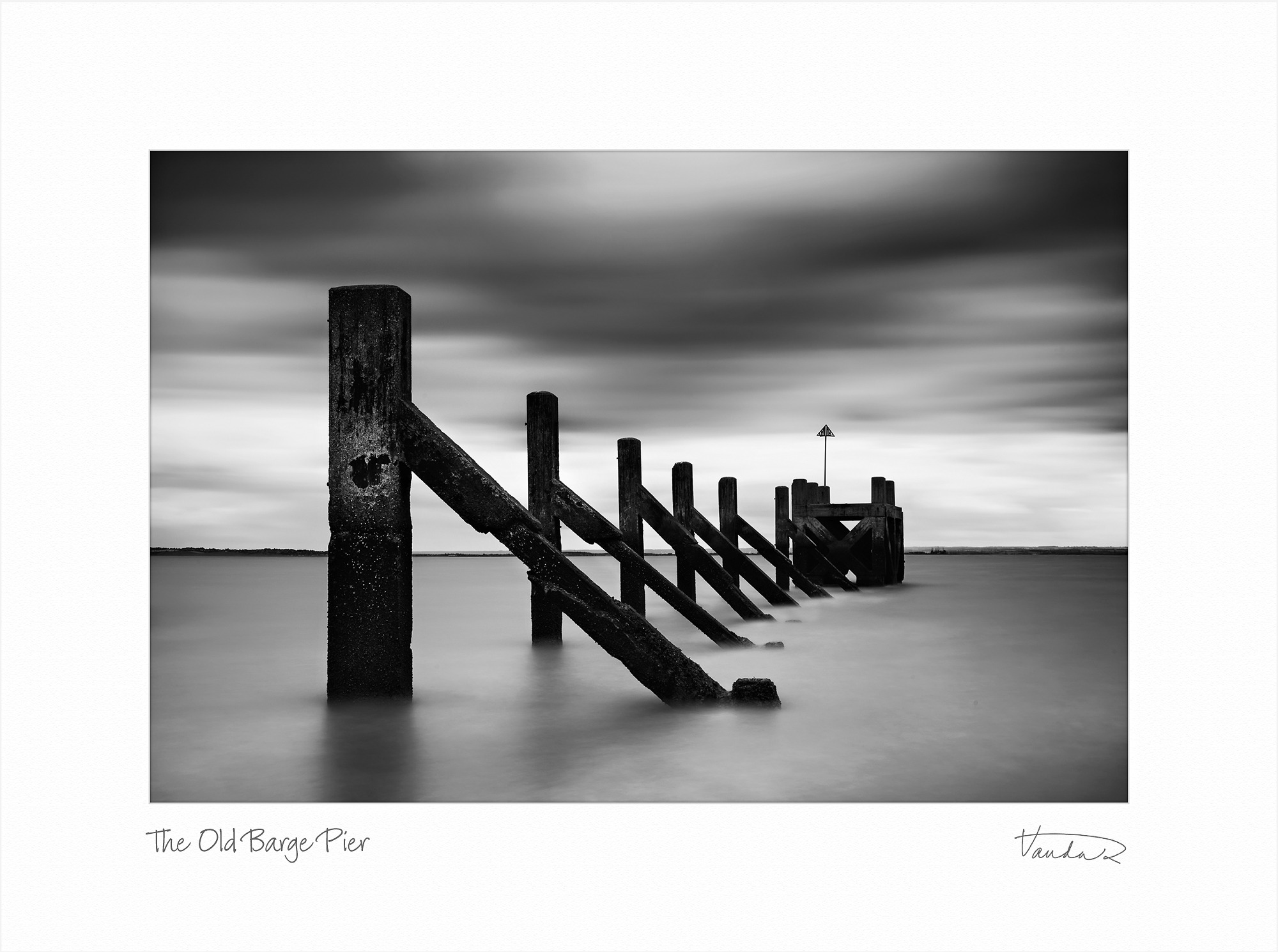 The Old Barge Pier