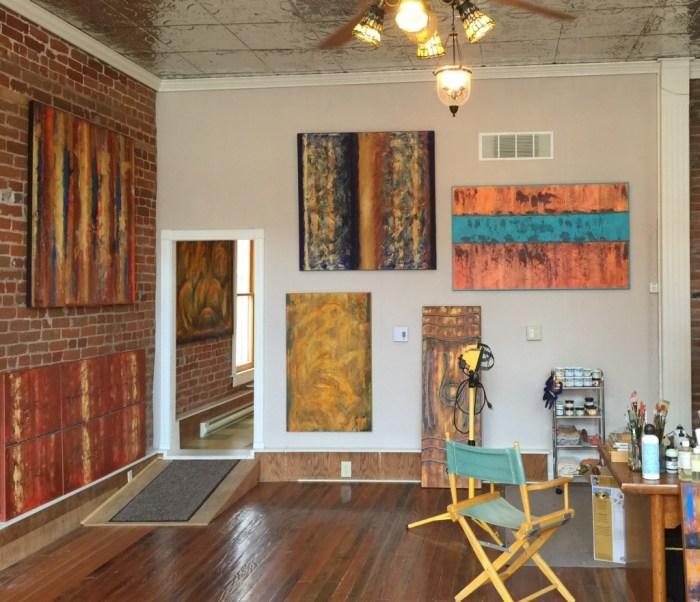 Myles Fine Art in Salida, CO