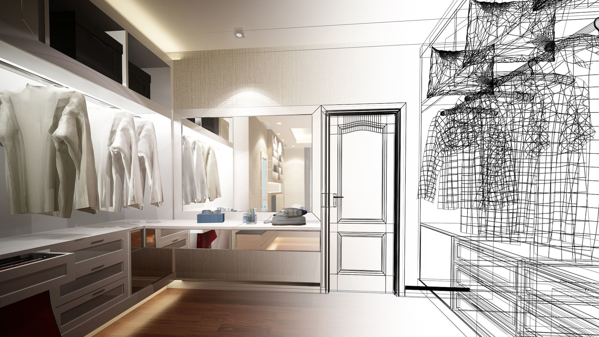Custom Closet Design for your Home Remodel