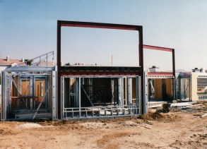 Custom Home Design-French Provencal-Steel Framed Construction
