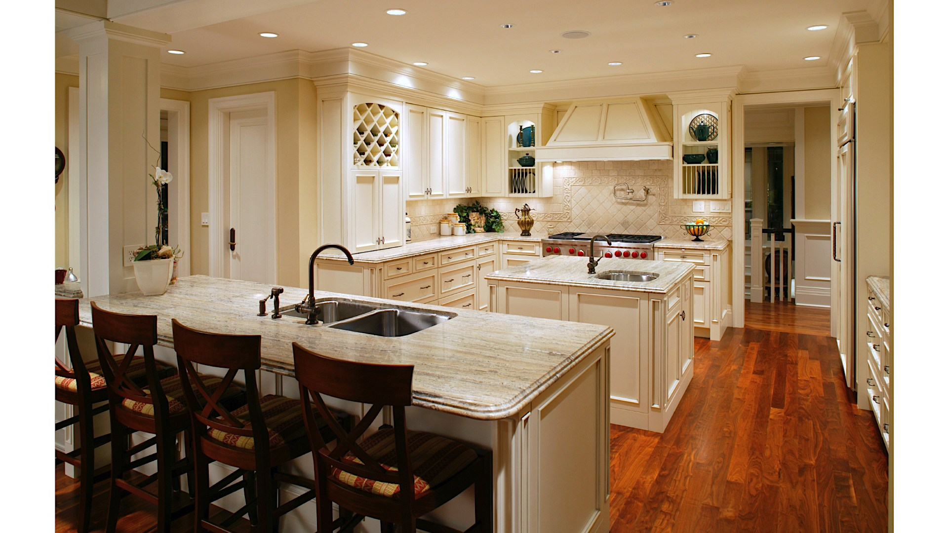 Myles Nelson McKenzie Design-Design & Construction Plans for Kitchen Remodels