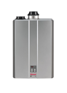 Rinnai-Tankless water heater