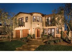 Myles Nelson McKenzie Design-Milgard exterior windows and doors-mediterranean spanish home style