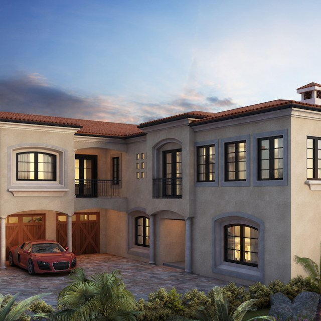 Myles Nelson McKenzie Design-Exterior Elevation-70 Marbella, Sea Pointe Estates, San Clemente, CA