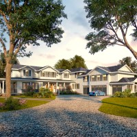 Lowcountry Estate Home Design