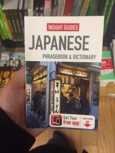 A really good phrase book