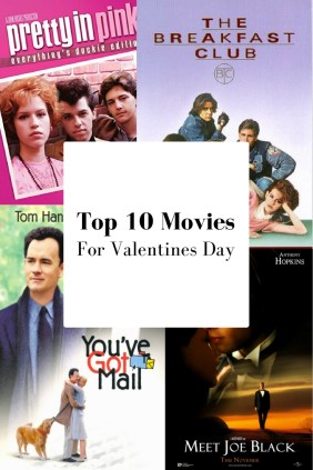 Top 10 Movies for Valentines Day