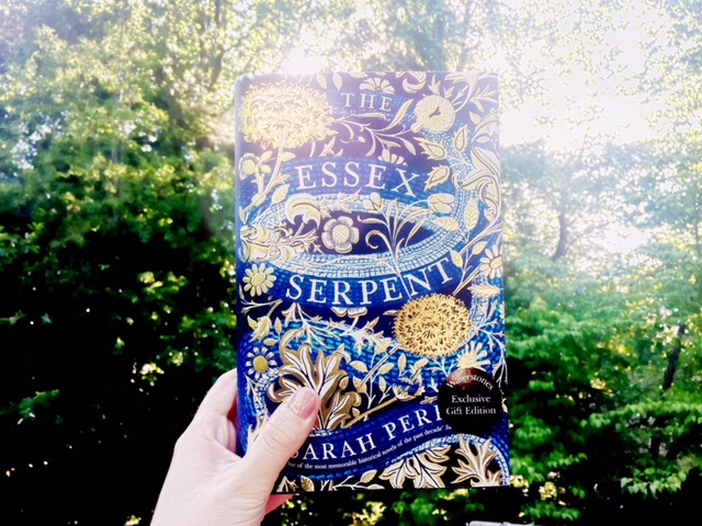 Book Release: The Essex Serpent by Sarah Perry