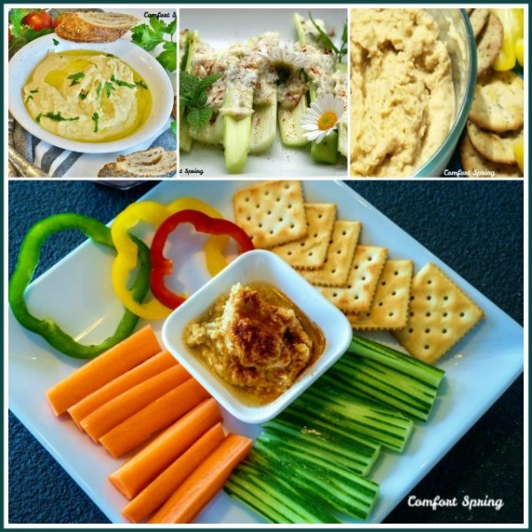 Appetizer ideas that are delicious and healthy snacks