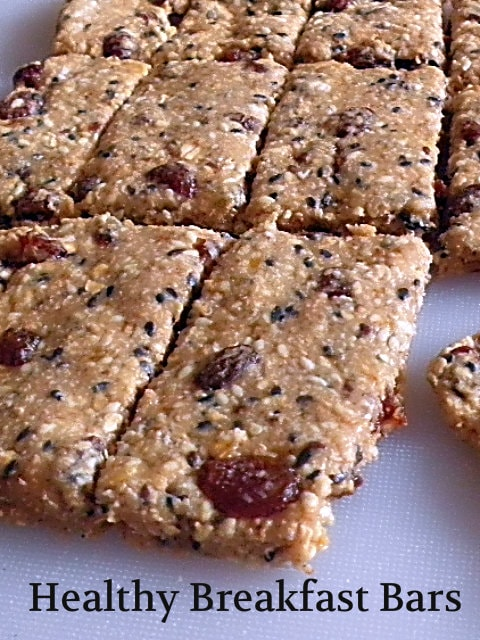 Healthy date bars #recipe