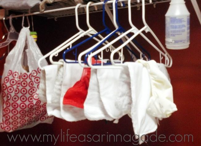 cloth diaper dry via my life as a rinnagade
