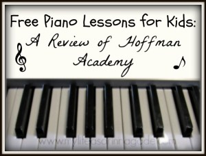 Free Piano Lessons for Kids via My Life as a Rinnagade