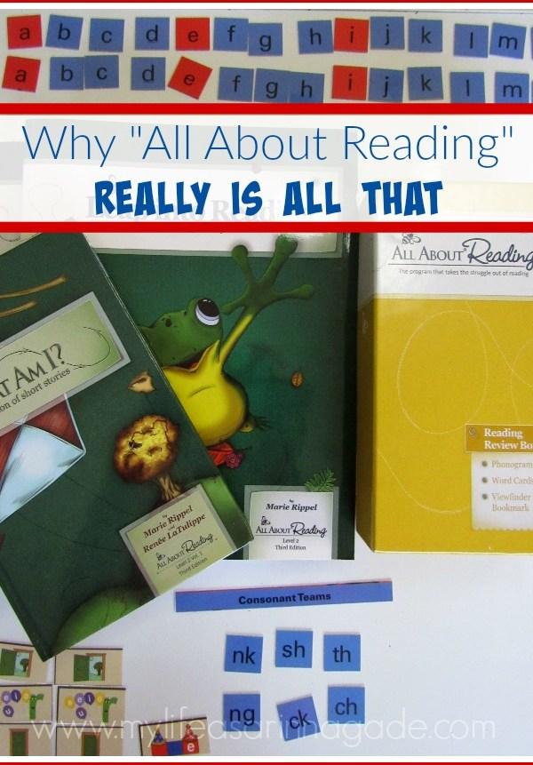 "Why ""All About Reading"" Really is All That"