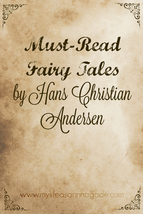 Must-Read Fairy Tales  by Hans Christian Andersen