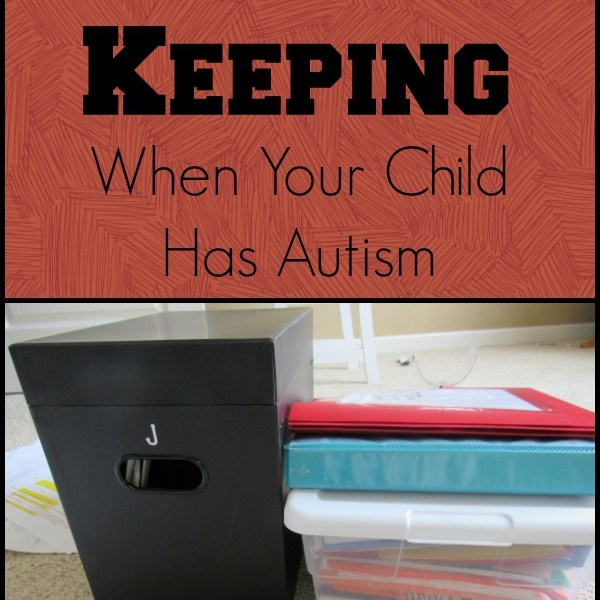 Record Keeping When Your Child Has Autism