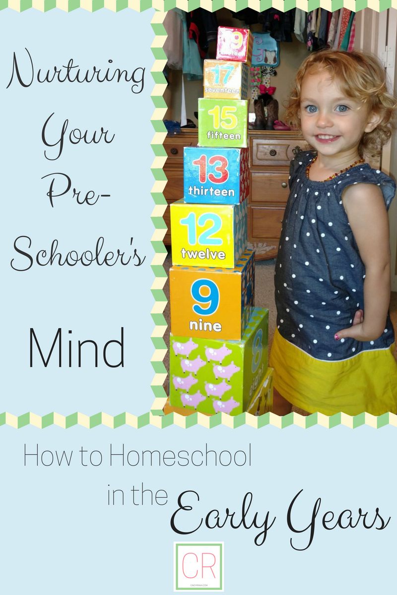 Nurturing Your Pre-Schooler's Mind: How to Homeschool in the Early Years