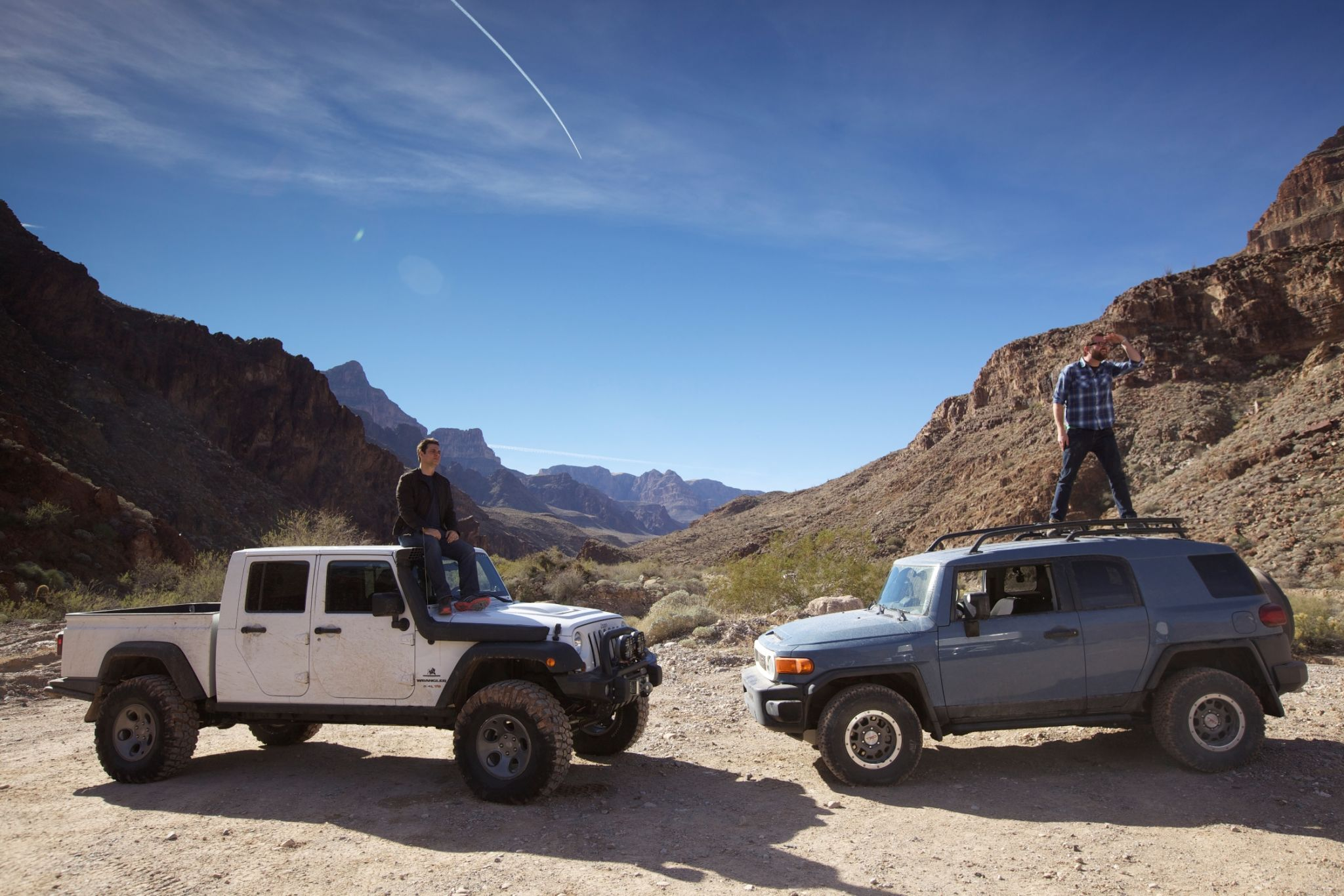Preview Top Gear USA Desert Trailblazers My Life at Speed