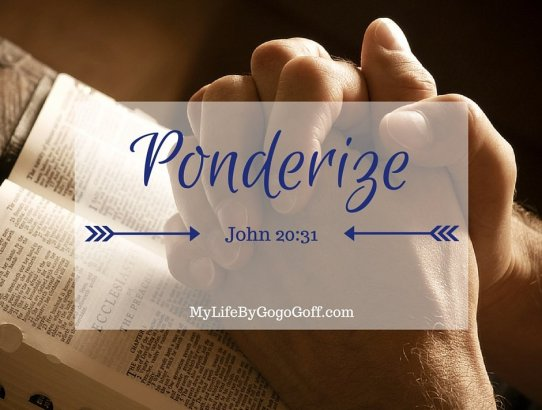 "Ponderize Preach My Gospel! With Free Printables to help! You might ask, ""Why should I ponderize Preach My Gospel?"" The answer is simple..."