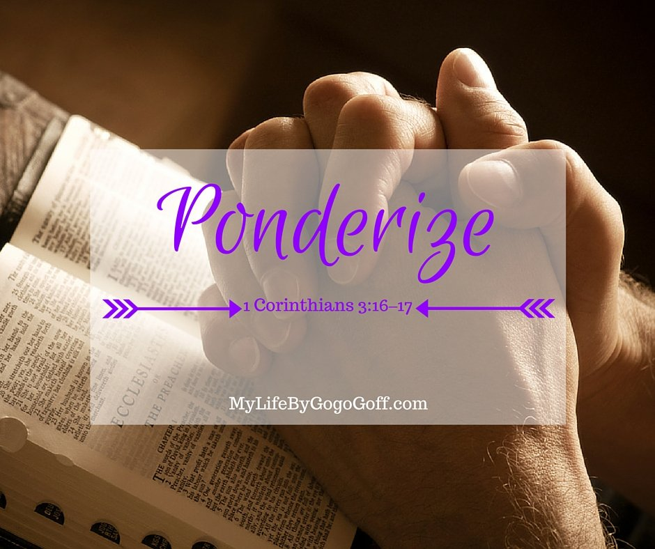 "Obey the Word of Wisdom Ponderize Preach My Gospel! With Free Printables to help! You might ask, ""Why should I ponderize Preach My Gospel?"" The answer is simple..."