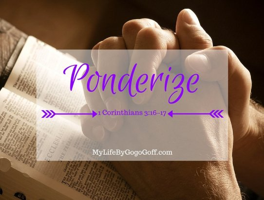 """Obey the Word of Wisdom Ponderize Preach My Gospel! With Free Printables to help!You might ask, """"Why should I ponderize Preach My Gospel?"""" The answer is simple..."""