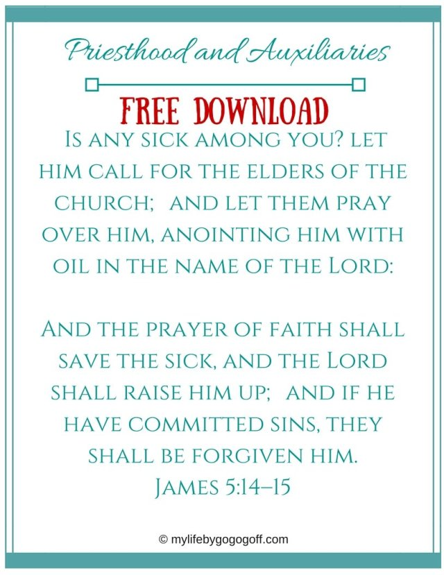 "Priesthood and Auxiliaries! Ponderize Preach My Gospel! With Free Printables to help! You might ask, ""Why should I ponderize Preach My Gospel?"" The answer is simple..."