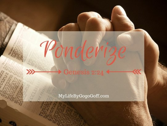 "Eternal Marriage Ponderize Preach My Gospel! With Free Printables to help! You might ask, ""Why should I ponderize Preach My Gospel?"" The answer is simple..."