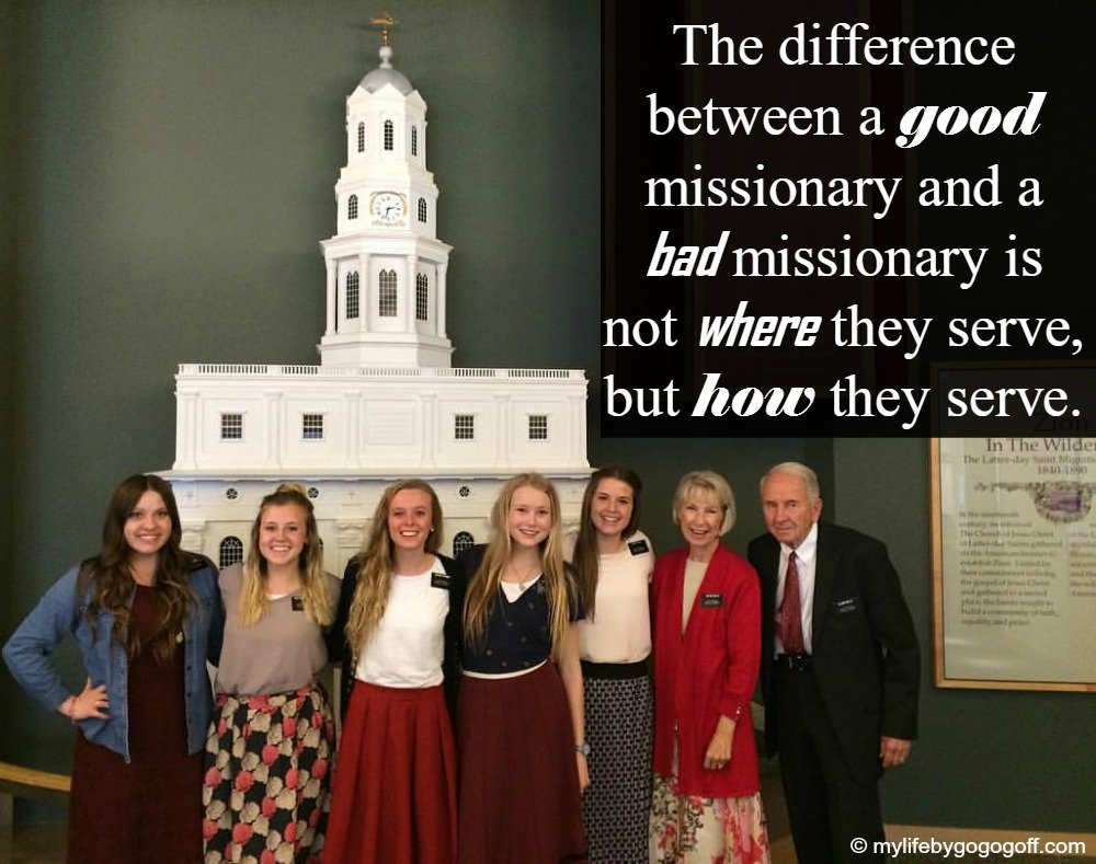 Missionary dating and other bad ideas meme