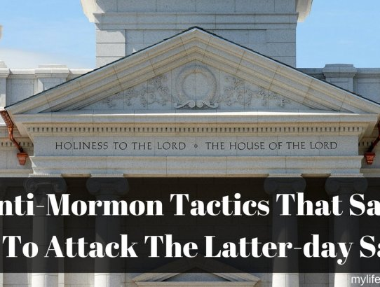 Satan has and always will attack the Saints of God. If we learn 8 of the Anti-Mormon tactics that Satan uses to attack us, we can prepare against them!