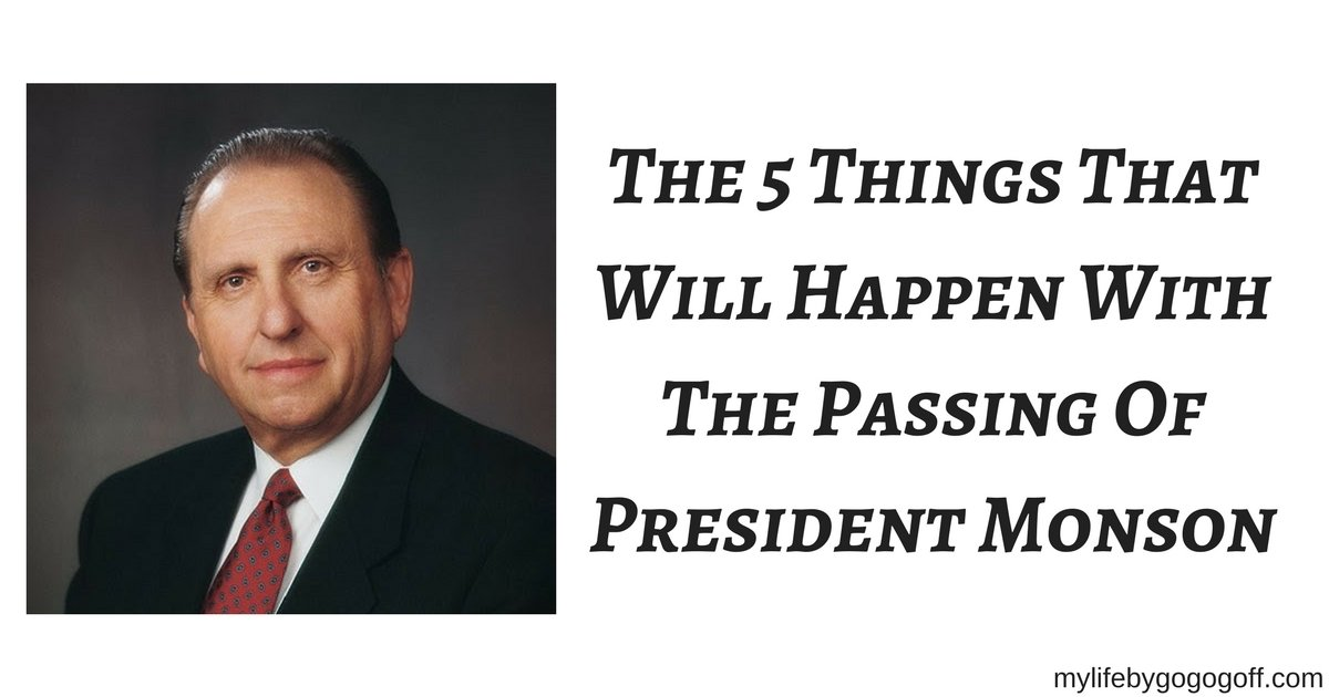 The 5 Things That Will Happen With The Passing Of President
