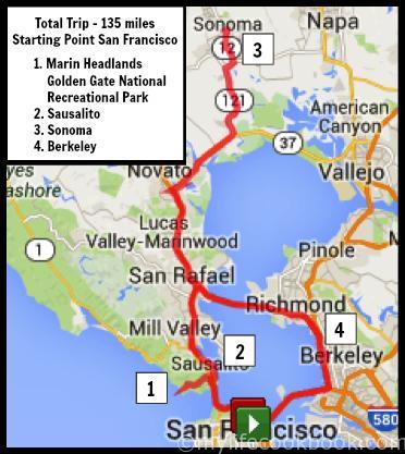 San Francisco Day Trip North