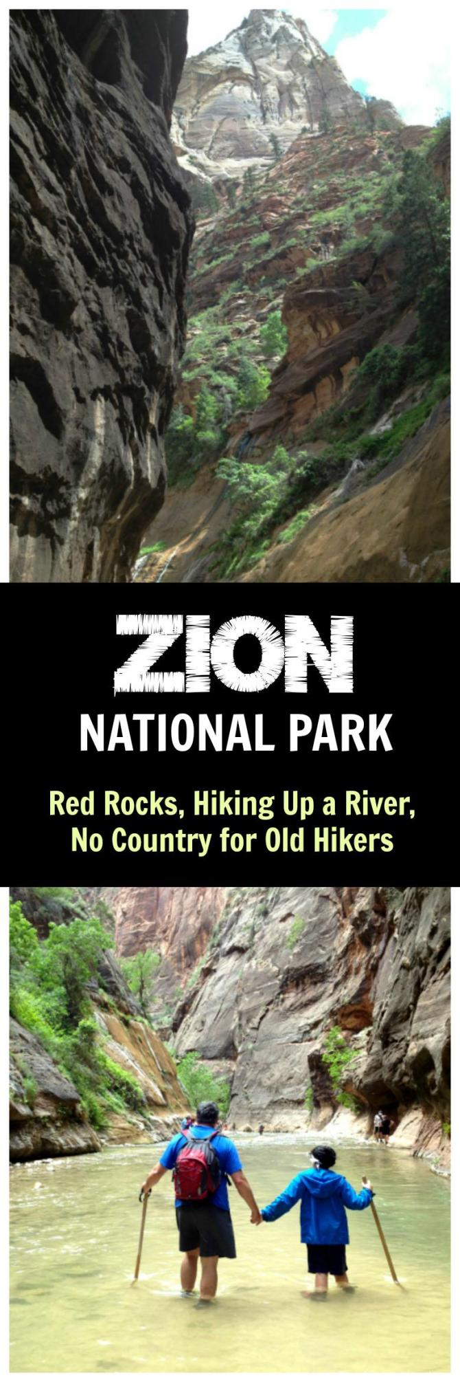 Day Tripping With Rick – St. George, Utah – Day 1 – Zion National Park