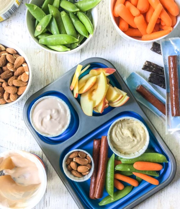 It's back to school time and that means time to get ready with these easy protein rich lunchbox ideas! High protein school lunch ideas for you.