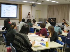 起業女性のお金講座