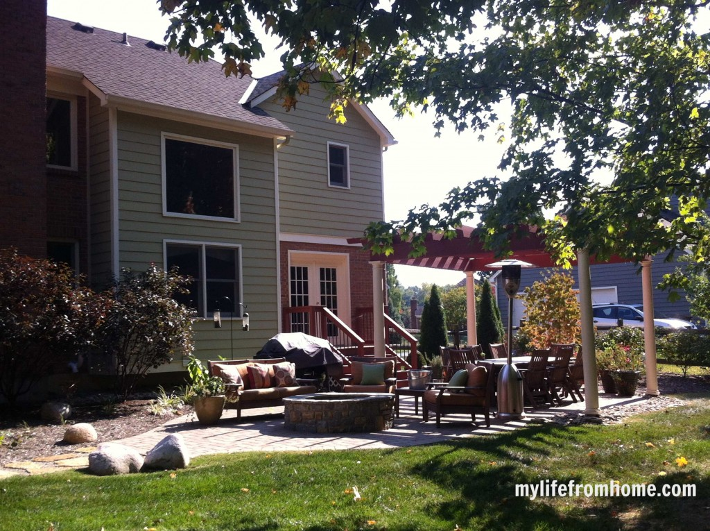 Outdoor Spaces by www.mylifefromhome.com